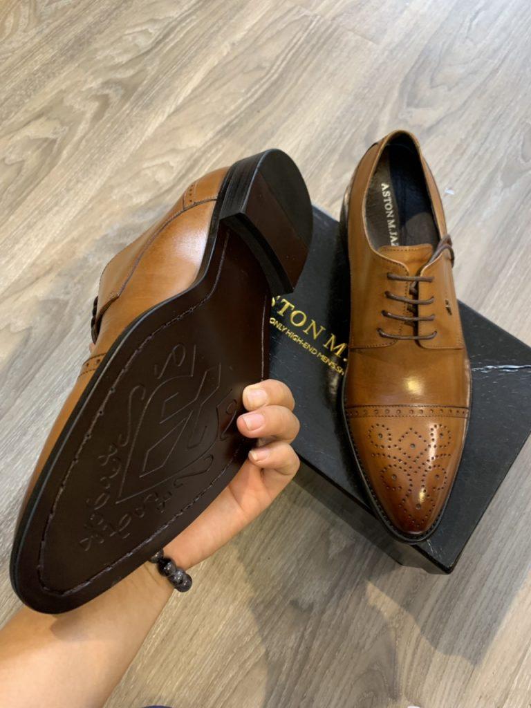 Giày tây nam công sở Oxford -LKM308-07