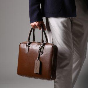 Túi xách da nam công sở da thật - LKM358