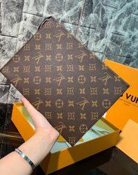 Ví cầm tay nam hiệu Louis Vuitton