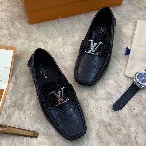 Giày lười LV cho nam